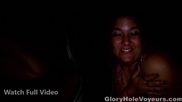 Two Pornstars One Gloryhole 20