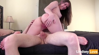 Hardcore Riding & Deep Creampie with LindseyLove Women porn
