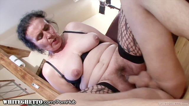 21sextreme large grandma gets ass plowed 2