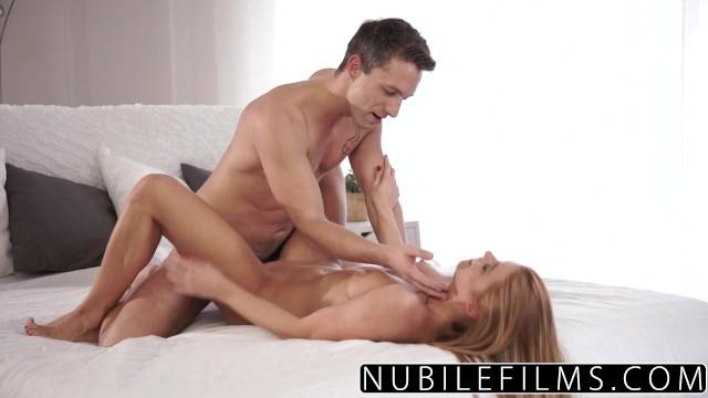 NubileFilms - Beautiful Sex Makes Young Redhead Cum 19