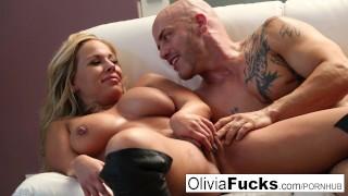 Hidden camera fucking with Olivia and Derrick
