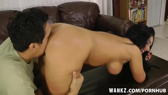 WANKZ- Big Booty Slut Bella Nailed Deep And Hard 17