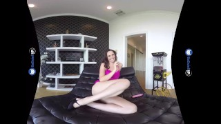 Tori Black VR Web Cam style video and Sex Toys on BaDoinkVR.com porno