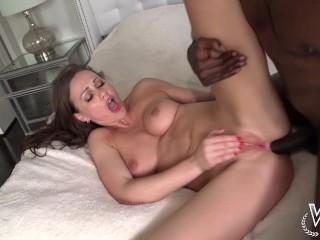 Tina Kay Loves A Bbc Up The Ass