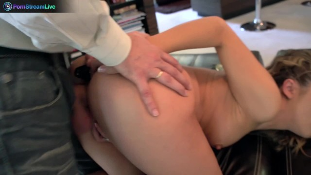 Exotic beauty Kristina Rose goes for deepthroat and anal 18