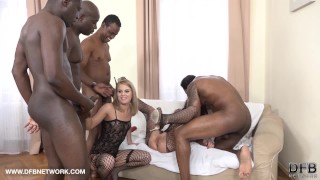 Girls penetration anal double men fuck double white group black fuck blacked fuck