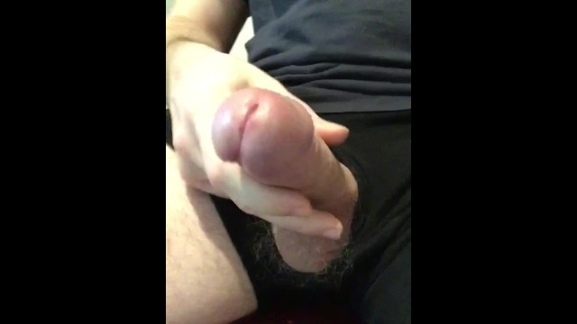 Big Fat White Cock Blowjob
