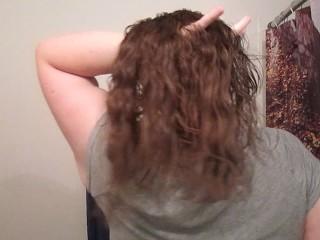Hair Dropping