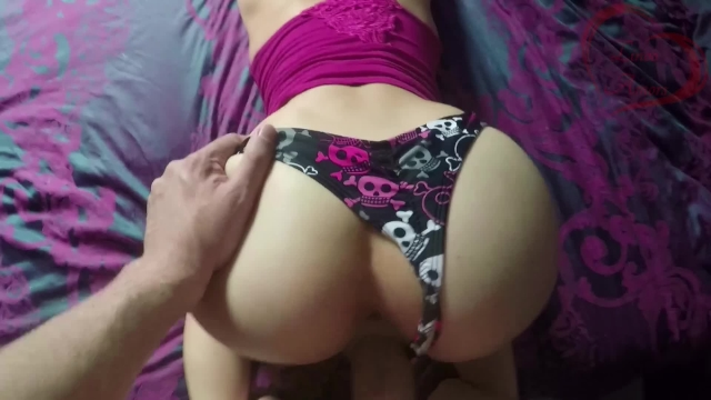 Оргазма грудастую жена видео попа зад попка трусики порно смотреть раком