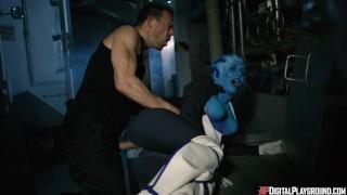 Digital Playground Ass Effect: A XXX Parody Trailer