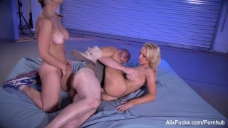 Alix monster satanic from the and fuck a hills sarah tits boobs