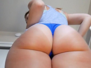 Preview 3 of Ashley Alban Ass Worship