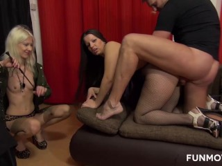 Horny Austrian Girls Who Love To Share