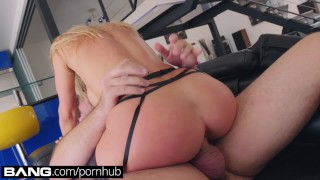 Preview 6 of BANG Gonzo: Alexis Fawx Squirting MILF Fucked