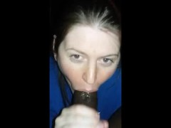 The mrs. makes me cum 3 times must see crazy facial