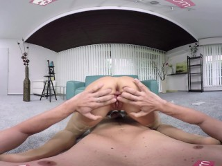 VR BANGERS-Paola Mike take a big dick in her tight pussy