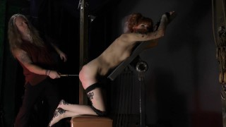 Cane and Strap short clip