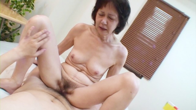 grandma japan porn