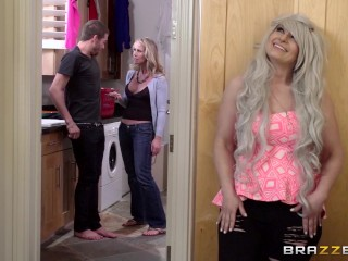 April Fools, I fucked your mom - Brazzers