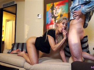 Gorgeous Tight Bodied MILF Brandi Love Cheats