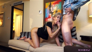 Epic MILF caught cheating; Fucks to keep scumbag quiet! (Brandi Love) Teen natural