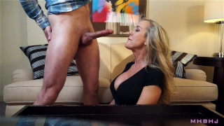 Epic MILF caught cheating; Fucks to keep scumbag quiet! (Brandi Love) Shaved threesome