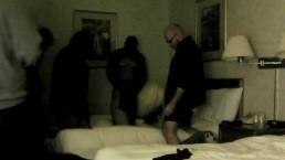 Allysin Payne: The First 13 Cocks (Hotel Gangbang #3)