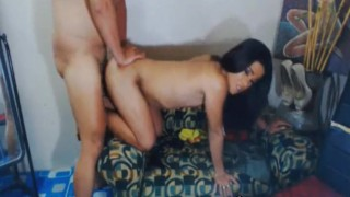 Tranny anal sex sexy having two amateur tranny