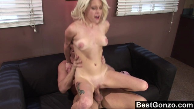 BestGonzo - Online chat brings her a steaming fuck