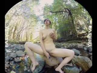 Carmen December's Wet Orgasm
