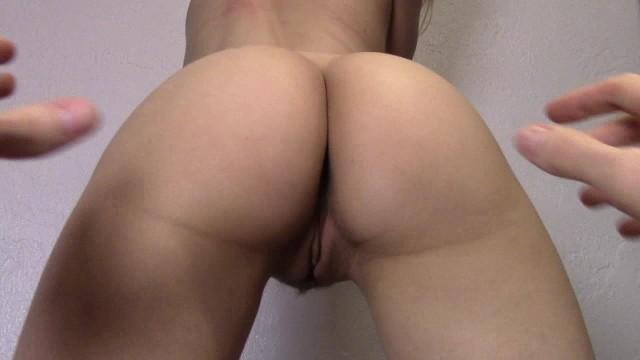 Blonde or redhead in bondage