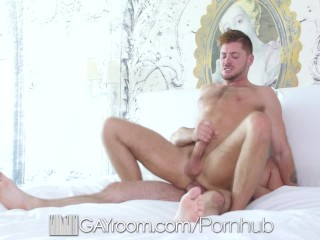 Gayroom massage turns into lex ryan...