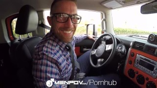 Menpov - Jared Wild buries his dick in Adam Herst