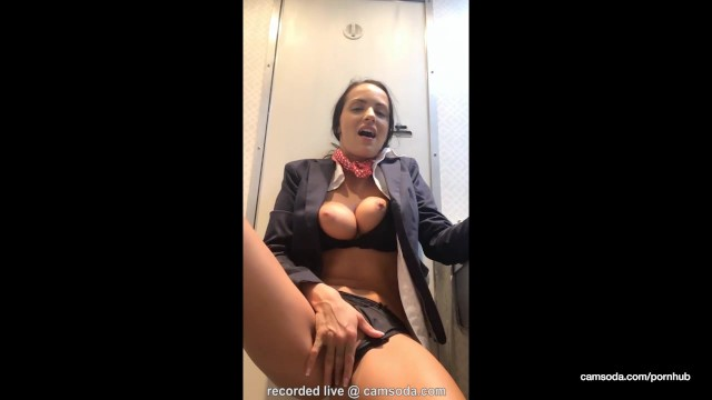 Disease infection sexual transmitted - Flight attendant uses in-flight wifi to cam on camsoda