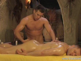 Anal massage for your partner...