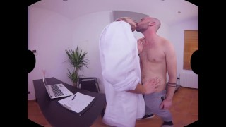 VirtualRealGay.com - Doctor's Day Real cash