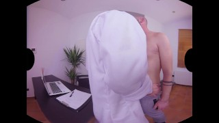 VirtualRealGay.com - Doctor's Day Blowjob ass