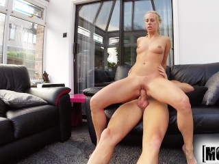 Mofos - Perv fucks girl next door, Carla Cox