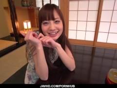 คลิปโป๊ญี่ปุ่น Yuria Mano สาวสวยกับพี่ชายของเธอ