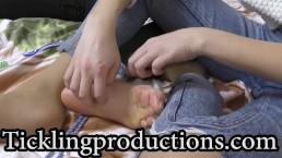 Tickling Diana N part 4 - * Her Feet *