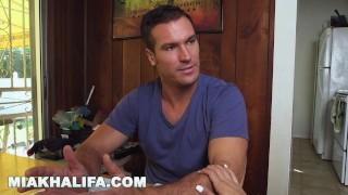 Mia Khalifa Craves Big Black Dick Against Boyfriend's Wishes (mk13769) Fake desk