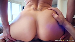 Pov brandi brazzers love with dirty ass thick