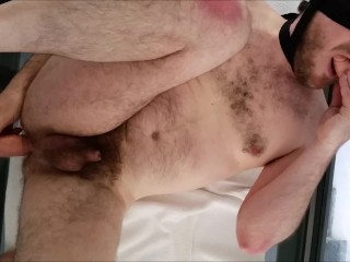 Both holes filled for straight guy - ass fuck, ass to mouth, anal gaping #3