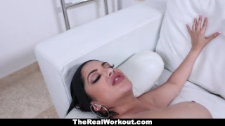 TeamSkeet - Curvy Cuban Babe Fucks Beach Volleyball Coach Verified sucking