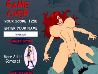 Scary Halloween Sex Game