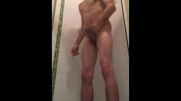 Shower Masturbation #2