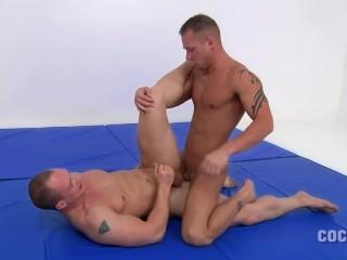 Flipping on the mat tristan baldwin...