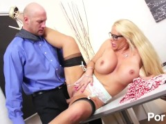 Christian and Karen Fisher A Love Affair - Scene 3