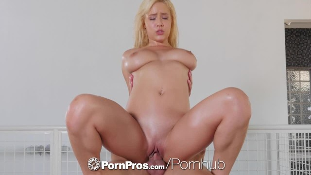 Red pages porn Pornpros busty blonde kylie page sexual massage and fuck