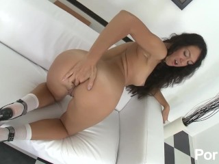 Wife doggy fucked slut